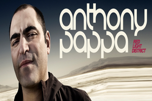 Anthony Pappa Live Progressive House & Tech House DJ-Sets DVD Compilation (2008 - 2020)