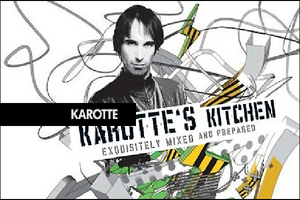 Karotte Live Tech House DJ-Sets DVD / 16GB USB-DRIVE COMPILATION (2007 - 2020)