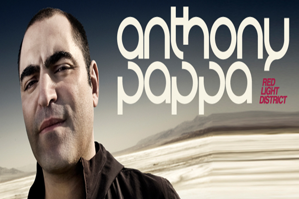 Anthony Pappa Live Classic, Progressive & Tech House DJ-Sets BLU-RAY / 32GB USB-DRIVE COMPILATION (2001 - 2020)