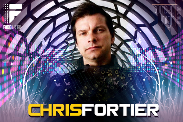 Chris Fortier Live Progressive House & Trance DJ-Sets DVD Compilation (2010 - 2019)