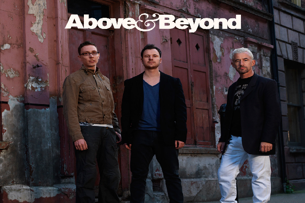 Above & Beyond Live Euphoric Trance & Radio Shows Audio & Video DJ-Sets 128GB USB-DRIVE COMPILATION (2001 - 2020)