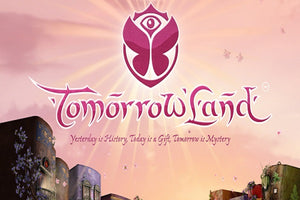 Tomorrowland Events Live Audio & Video DJ-Sets PORTABLE 500GB USB 3 HARD DRIVE (2007 - 2016)