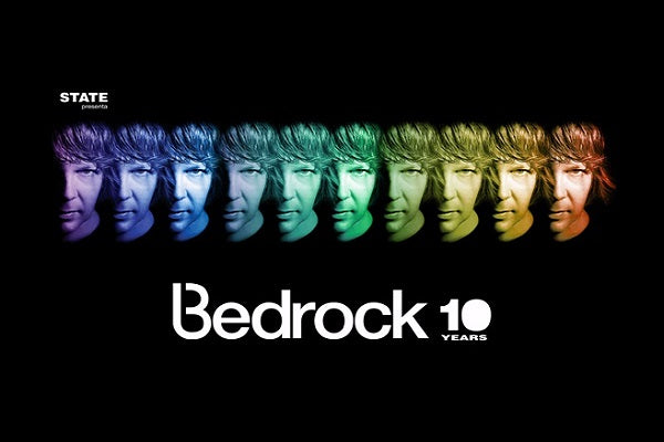 Bedrock Live House & Techno Club Nights DJ-Sets Compilation (2000 - 2012)