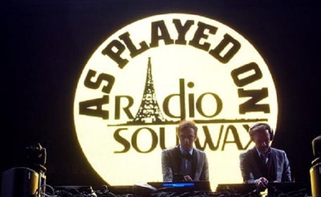 2 Many DJ's / Radio Soulwax Live Breaks & Electronica DJ-Sets Compilation (2003 - 2011)