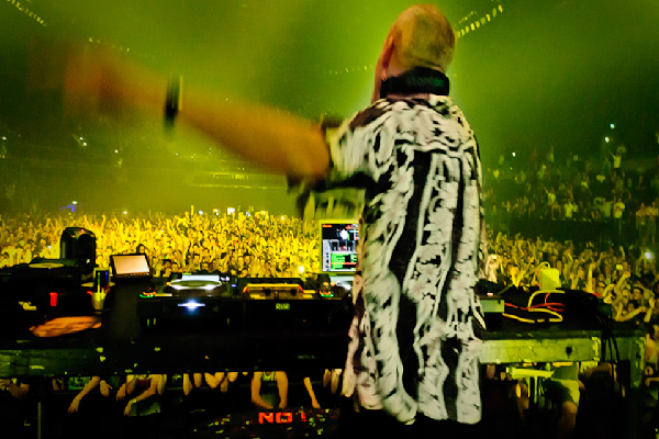 Fatboy Slim Live Funky House & Electronica DJ-Sets Compilation (2000 - 2020)