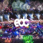 Electric Daisy Carnival (EDC) Live Global DJ-Sets DVD / 16GB USB-DRIVE COMPILATION (2011 - 2012)