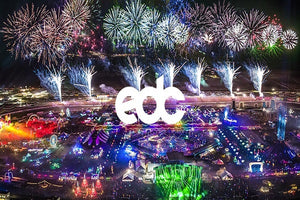 Electric Daisy Carnival (EDC) New York Live Audio & Video DJ-Sets BLU-RAY / 16GB USB-DRIVE COMPILATION (2012 - 2016)