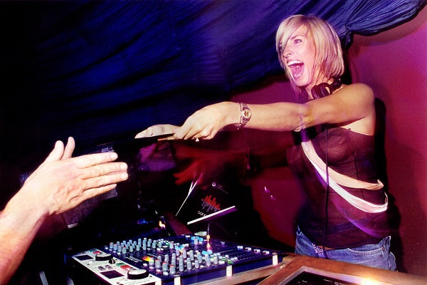 Anne Savage & Lisa Loud Live Classic & Hard Dance DJ-Sets Compilation (1994 - 2013)