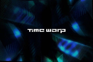 Time Warp Techno Events Live DJ-Sets DVD / 16GB USB-DRIVE COMPILATION (2013 - 2015)