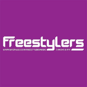 Freestylers Live Breaks DJ-Sets Compilation (1998 - 2012)