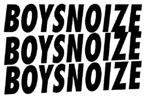 Boys Noize Live EDM & Electro House DJ-Sets Compilation (2008 - 2020)