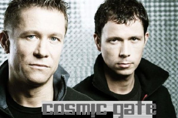 Cosmic Gate Live Hard Trance & Progressive Trance DJ-Sets BLU-RAY / 16GB USB-DRIVE COMPILATION (2002 - 2020)