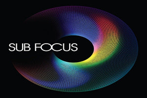 Sub Focus Live Dubstep & Drum & Bass DJ-Sets Compilation (2009 - 2014)