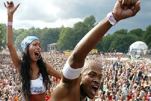 The Love Parade Festival in Germany Live DJ-Sets Compilation (1997 - 2010)