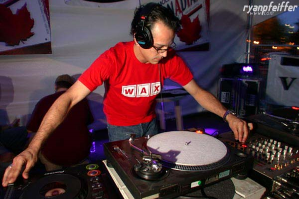 Mark Farina Live Funky House & Electro House DJ-Sets Compilation (2003 - 2013)