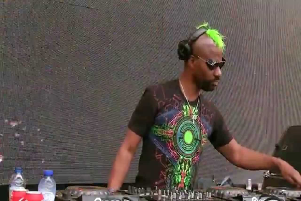Green Velvet Live Techno & Tech House DJ-Sets Compilation (2001 - 2020)