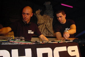 NU NRG Live Hard Dance & Trance DJ-Sets Compilation (2002 - 2005)