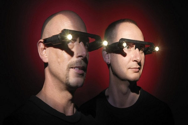 Orbital Live Classic Electronica DJ-Sets Compilation (1993 - 1999)