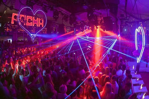 Pacha Live Ibiza Club Nights DJ-Sets DVD Compilation (1999 - 2006)