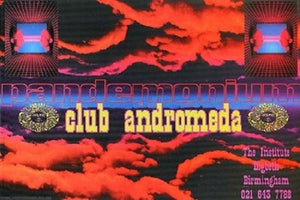 Pandemonium Live Rave Events DJ-Sets DVD Compilation (1993- 1996)