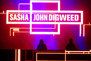 Sasha & John Digweed Live Classic, Progressive, Tech House & Transitions Audio & Video 500GB PORTABLE USB 3 HARD DRIVE (1989 - 2020)