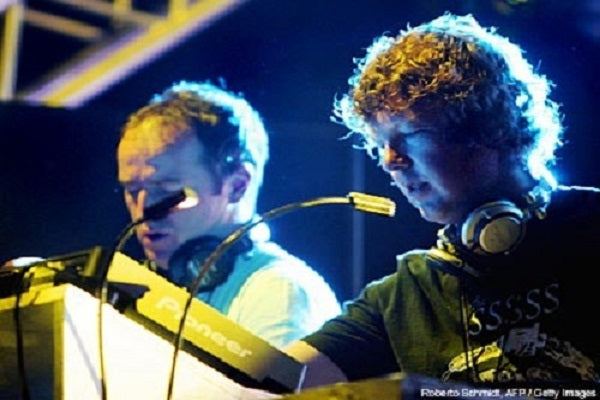 Sasha & John Digweed Live Classic, Progressive & Tech House DJ-Sets BLU-RAY / 128GB USB-DRIVE (1989 - 2020)