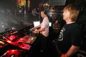 Sasha & John Digweed Live Classic House DJ-Sets BLU-RAY / 32GB USB-DRIVE / DVD COMPILATION (1989 - 1999)