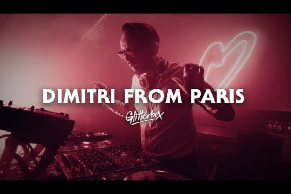 Dimitri From Paris Live Funky House DJ-Sets Compilation (1997 - 2019)