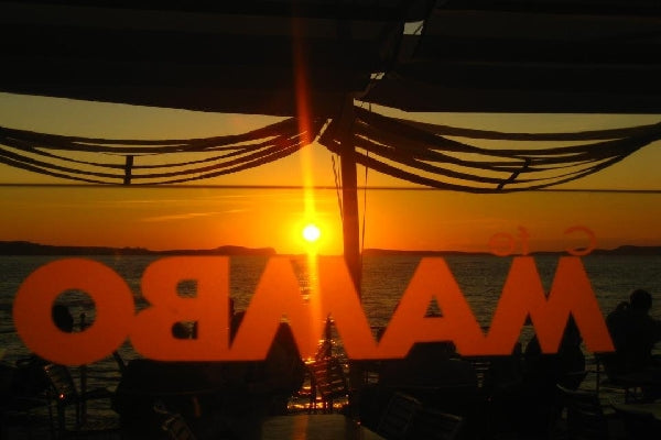 Cafe Mambo in Ibiza Live Sunset Chillout DJ-Sets DVD Compilation (1999 - 2017)