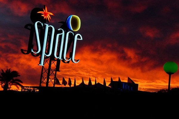 Space Live Ibiza Club Nights DJ-Sets SPECIAL COMPILATION (2009 - 2012)