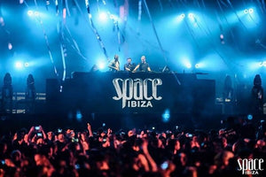 Space Live Ibiza Club Nights DJ-Sets BLU-RAY / 32GB USB-DRIVE COMPILATION (1998 - 2008)