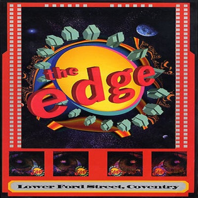 The Edge in Coventry Live Rave Club Nights DJ-Sets Compilation (1990 - 1995)