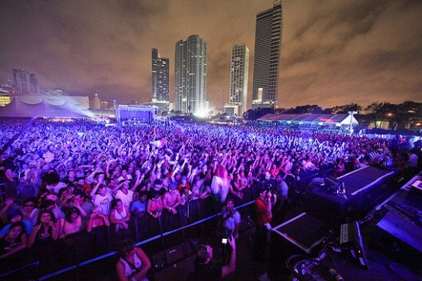 Ultra Music Festival South American Events Live DJ-Sets DVD COMPILATION (2012 - 2017)