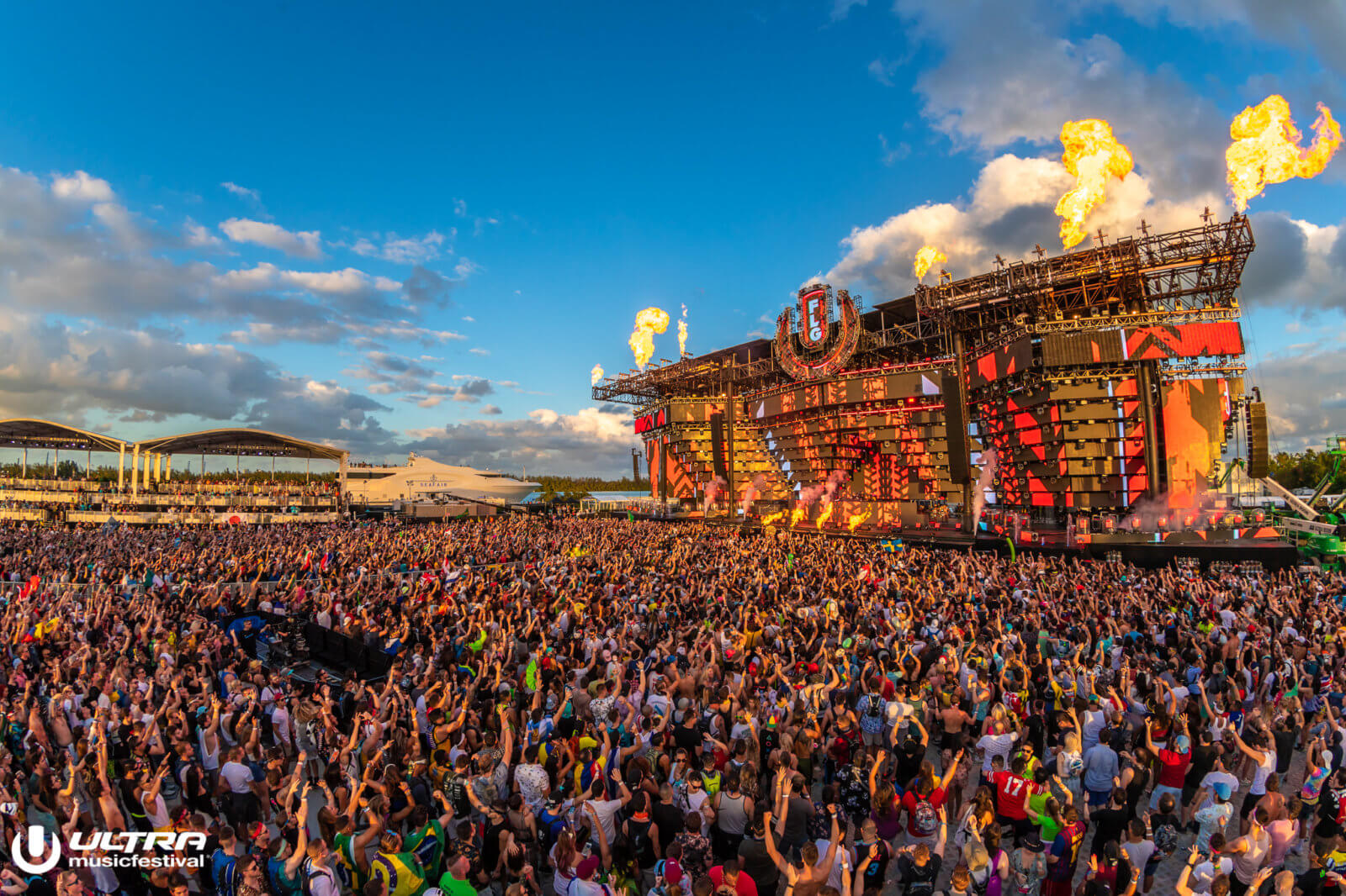 Ultra Music Festival Global Events Live DJ-Sets ULTIMATE COMPILATION (2011 - 2020)