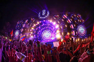 Ultra Music Festival Asian Events Live DJ-Sets SPECIAL COMPILATION (2013 - 2018)