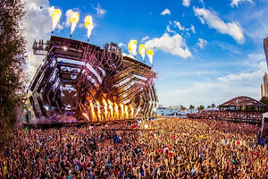 Ultra Music Festival USA Events Live Audio & Video DJ-Sets PORTABLE 500GB USB 3 HARD DRIVE (2011 - 2020)