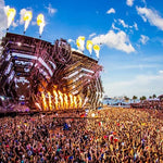 Ultra Music Festival Asia Events Live Audio & Video DJ-Sets PORTABLE 250GB USB 3 HARD DRIVE (2013 - 2018)