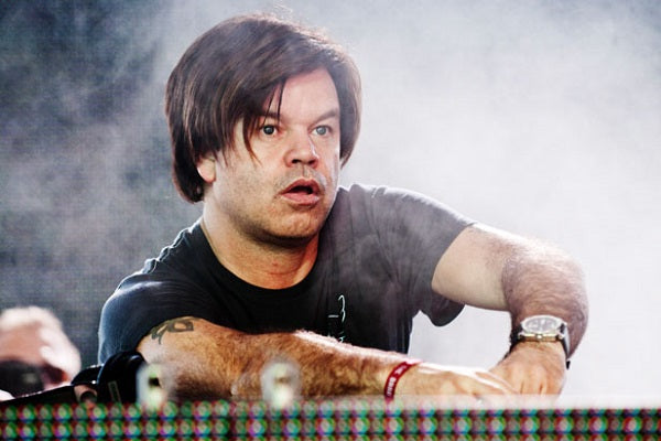 Paul Oakenfold Live Classic Trance DJ-Sets DVD Compilation (1992 - 1999)