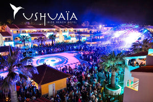 Ushuaia Beach Club in Ibiza DJ-Sets DVD Compilation (2009 - 2015)