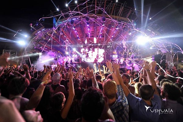 Ushuaia Beach Hotel in Ibiza DJ-Sets SPECIAL COMPILATION (2009 - 2019)