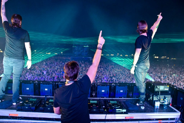 Swedish House Mafia Live House & Progressive DJ-Sets SPECIAL COMPILATION (2005 - 2019)
