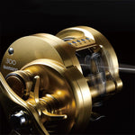 Load image into Gallery viewer, Calcutta Conquest Round Baitcasting Reel