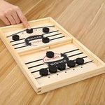 Load image into Gallery viewer, Wooden Hockey Game
