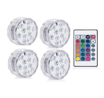 Load image into Gallery viewer, 💥ONLY $6.99 PER PIECE💥Submersible LED Pool Lights Remote Control (RF)