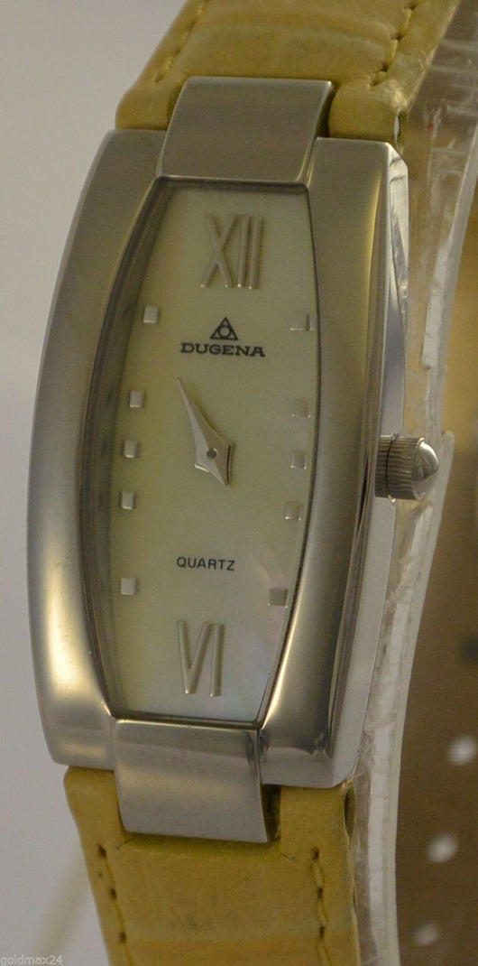 DUGENA Damenuhr / Quartz - Goldmax24