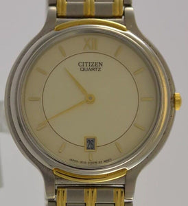 CITIZEN Quartz - Herrenuhr / Quartz / Bi-Color 6115 - Goldmax24