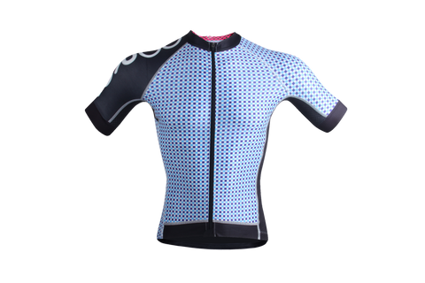 Men's OORR Cafe Pro 'BOORRdroom Check' Cycling Jersey (Pre-Order)