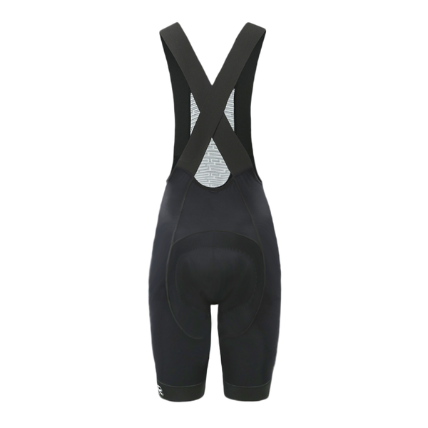 Women's PRO Cycling Bibshorts Gunmetal