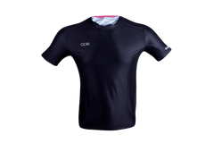 Men's OORR Cafe Tech Tee - Black
