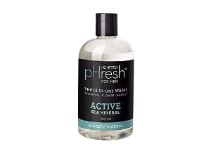 Honestly pHresh Active Sea Mineral Three-In-One Wash
